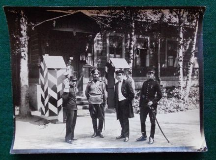 Antique Russian Photo Prime Minister Alexander Kerensky Russian Revolution 1917
